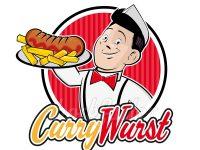 Currywurst Logo