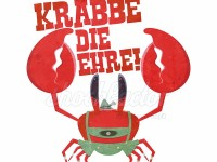 Krabbe die Ehre