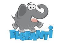 Comic Elefant Logo