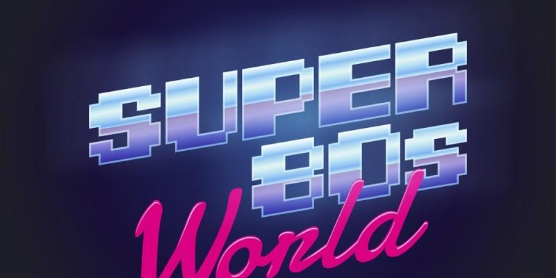 80er Logo