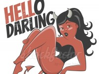 Hello Darling!