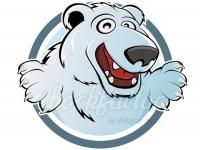Eisbär Clipart Logo