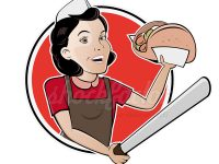 Döner Clipart Cartoon