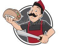 Logo für einen neuen Döner-Betrieb