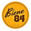 Logo Design für einen Honig