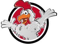 Stock Logo von einem Hahn