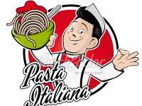 Logo für italienische Pasta