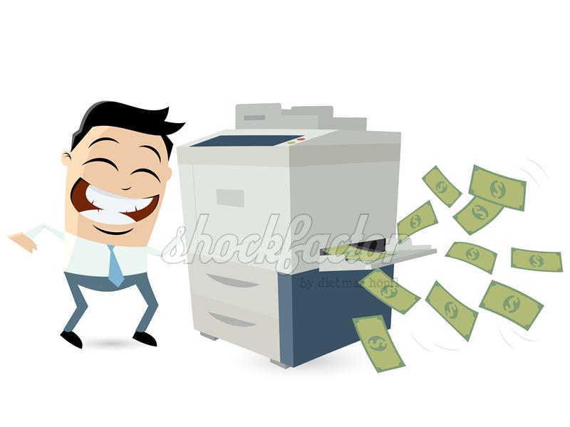 Ist Geld Kopieren Strafbar Shockfactorde Dietmar Höpfl Stock