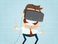 Neue Welten mit VR Brille