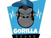 Gorilla Logo Affe