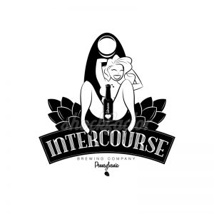 Intercourse Craft Beer Logo