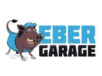 Eber Garage Logo