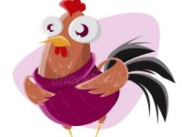 Chicken Pullover ergattert