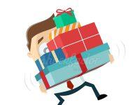 Alle Geschenke beisammen?