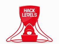 Hack Levels Logo