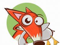 Fuchs hat Gans gestohlen