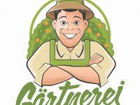 Gärtnerei Logo