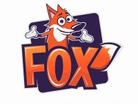 Cartoon Fuchs Logo